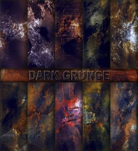 Dark Grunge Textures download - 11 JPG, 2000 x 1466 px