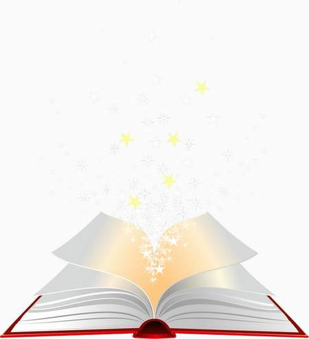Books PNG clip art on a transparent background download