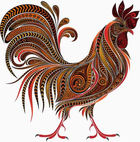 Rooster clipart png on a transparent background free download 132 png (+28)