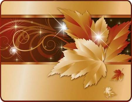 Free Multilayer 2 psd backgrounds download - golden autumn