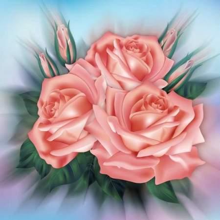 Flower psd source