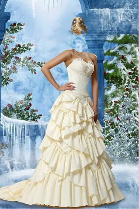 The fancy dresses