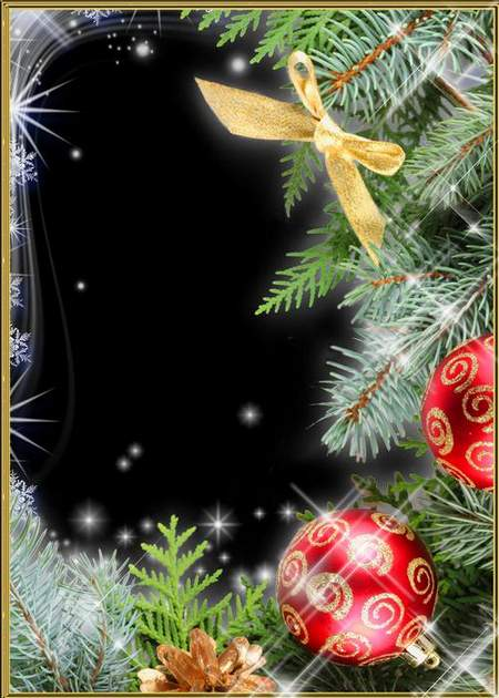 New frames for photoshop - perfect holiday