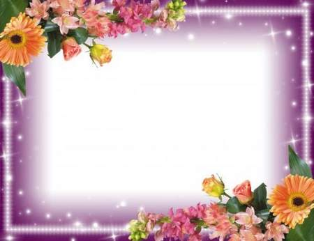 Set of scopes for Photoshop is Floral miks