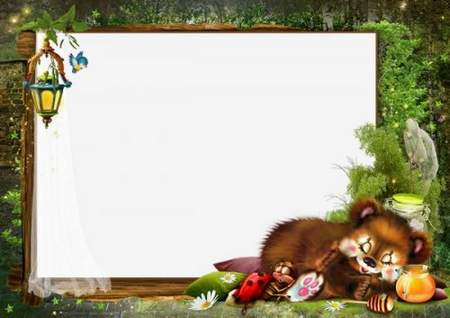 Free Child`s photo frame