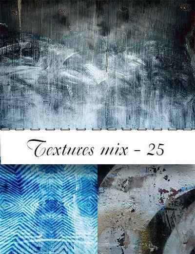Textures mix - 25 JPEG, max 7744 x 5184 px, rar 257 MB