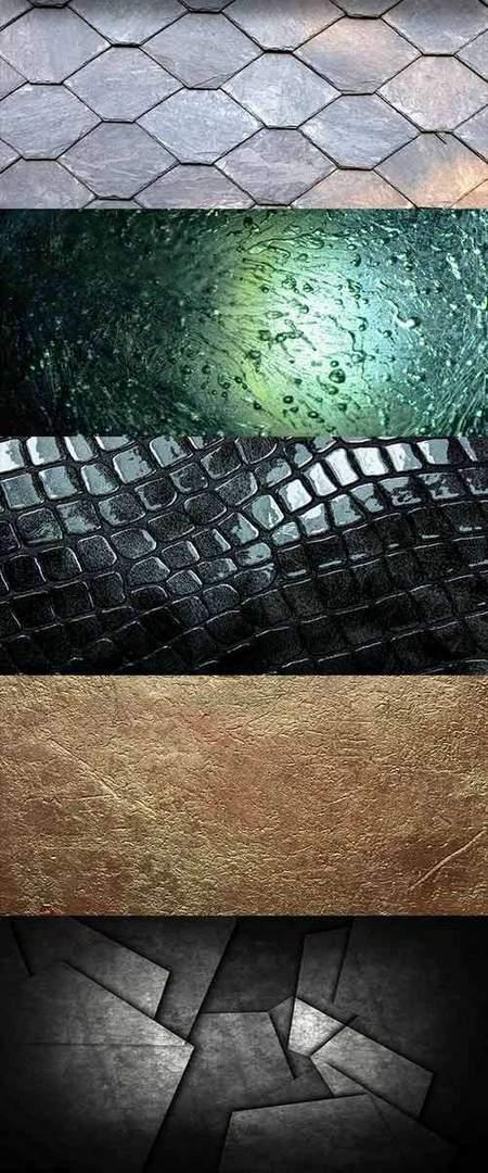 Textures mix