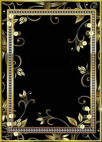 Multilayer Golden frame psd ( free frame psd, free download )