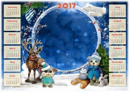 Beautiful Children Calendar 2017