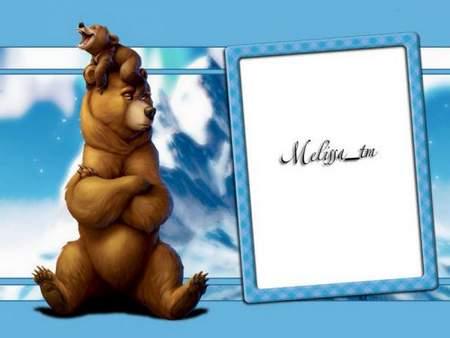 Photo frames Disney Cartoons - free frames