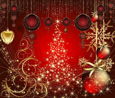Free PSD source - Christmas star