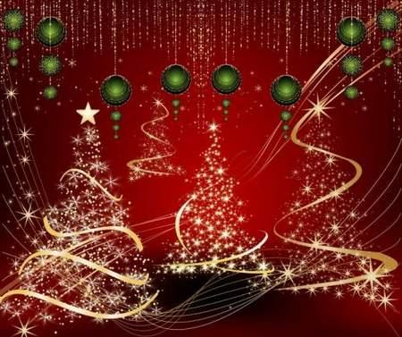 Free PSD source - Christmas story
