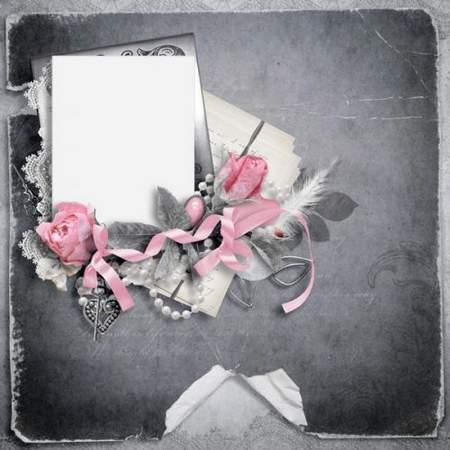7 Quick Pages - Vintage Romance
