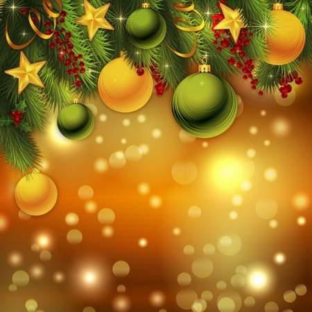 Christmas background psd