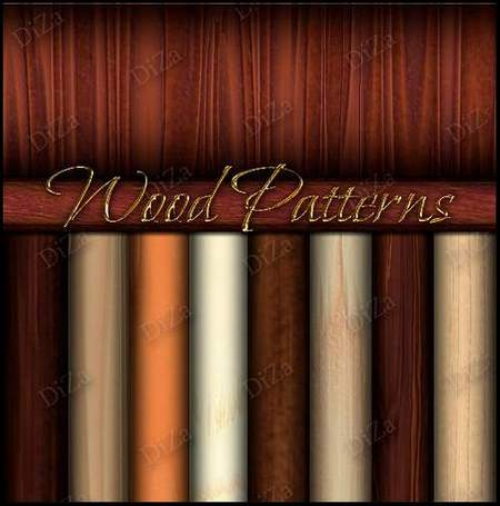 Free Wood Patterns PAT free download