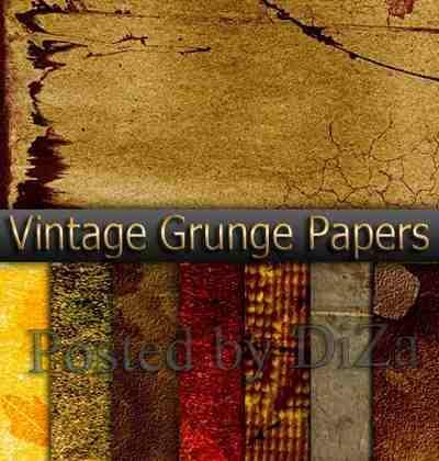 Vintage Grunge Papers
