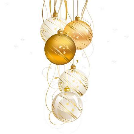Clip Art Christmas balls psd ( free clipart psd, free download )