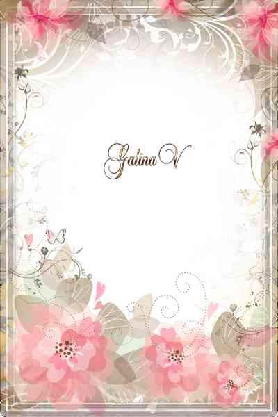 Frame for Photo - Flower Fairy ( free photo frame psd + free photo frame png , free download )