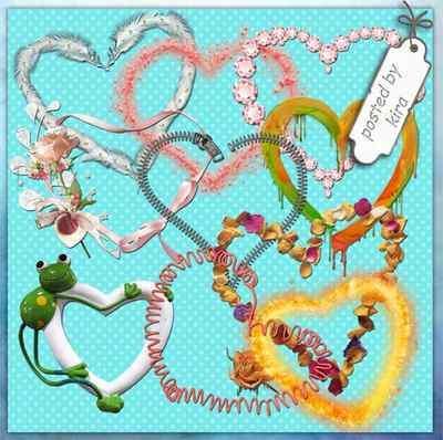 Heart frames png download - free 85 Heart frames png