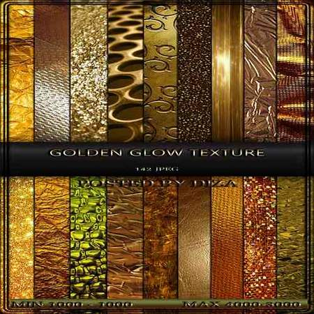 Golden Glow Textures download 142 jpeg, min 1000 x 1000, max 3000 x 4000px, rar 1Gb