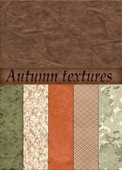 Collection of textures autumn backgrounds ( free backgrounds, free download )