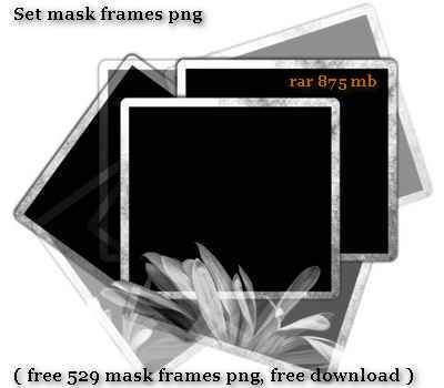 Set mask frames png ( free 529 mask frames png, free download )