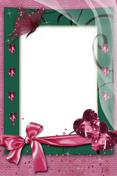 Photoframe psd  - Charm ( free photo frame psd, free download )