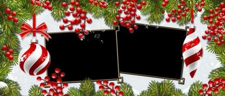 Frames for mugs Red rowan ( free: 2 frame png + 2 frame psd free download )