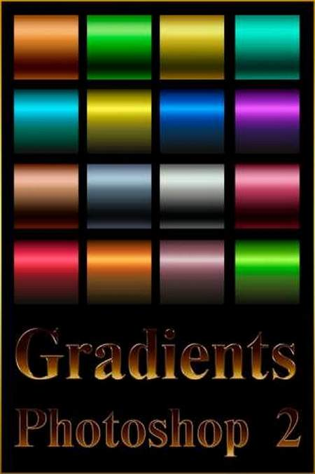 Gradients for Photoshop 2
