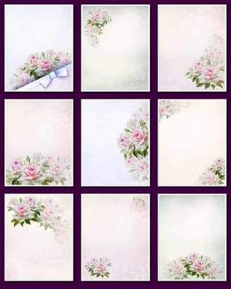 Set of floral backgrounds png ( free 112 flower backgrounds png, free download, rar 401 mb )