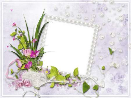 A set of frames for Photoshop - My gentle glance ( free 3 photo ...