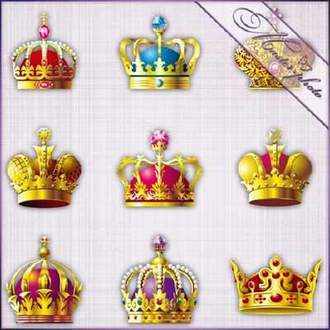Crown clipart psd download ( free clipart psd, transparent background, free download )
