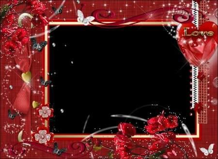 Romantic frames - Romanticism in your soul sings