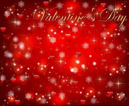 Multilayer backgrounds psd - Valentine's Day