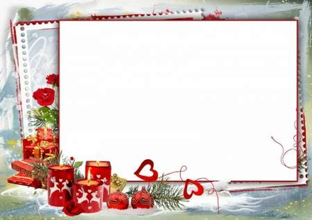 Winter Photo frame download ( free winter photo frame psd, free 6 ...