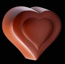 Hearts png Valentines Day png images on a transparent background - Free download