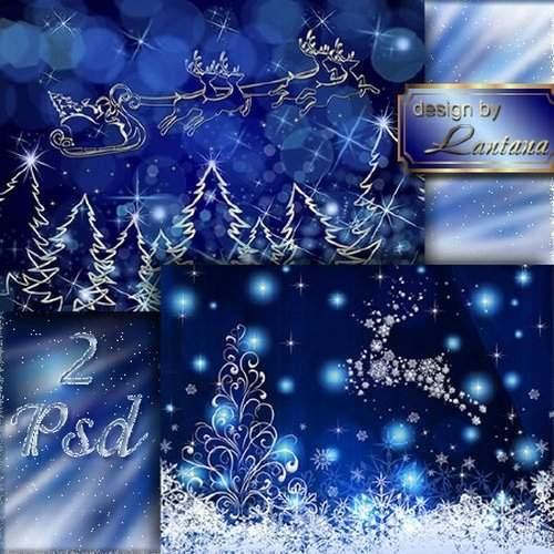 PSD source - Christmas story 4