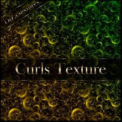 Curls Textures ( free Textures,10 jpeg, free download) preview - original size