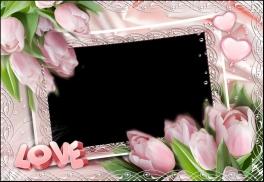 Festive frames for Valentine's Day free 20 photo frames png download