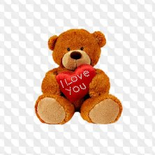 Big collection Clipart in Png – Soft toys Bears