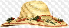Straw hats clipart png download
