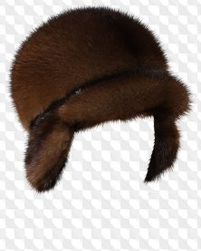 Women winter fur hats 19 PNG for Photoshop - PNG Graphics on a transparent background - Free download