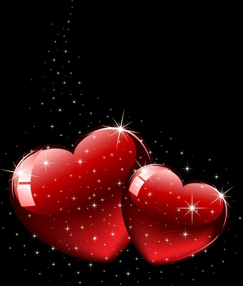 Clipart png for a holiday – Present the heart Valentine png images