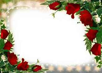 flower frame for photoshop flame of love free photo frame psd free download