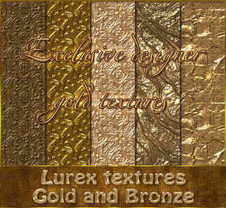 Shiny gold and bronze texture ( free texture 10 JPG download )