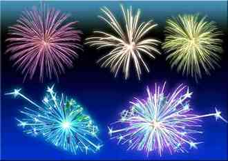 Fireworks PSD with transparent background download