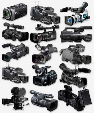 Video camera png - 60 Camcorders png images ( transparent )
