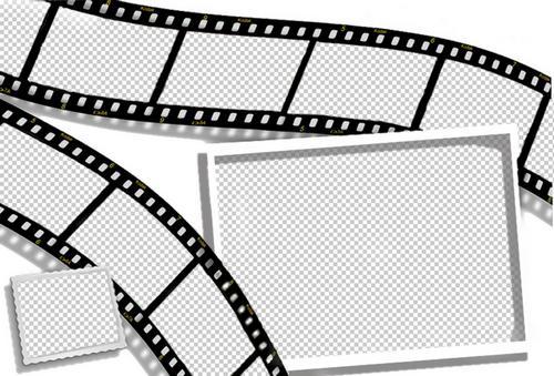 Frames Psd Our The Film Film Frame Transparent Png Frame Psd