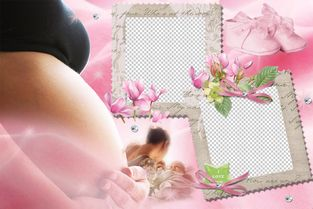 Baby Frames Photo Frames Png Psd Free Download