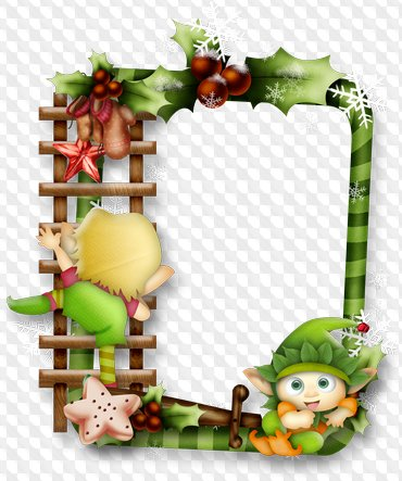 Updated: 37 | Free Christmas frames Clipart PNG images for free ...